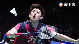 李龙大/柳延星VS李胜木/蔡佳欣 2016马来公开赛 男双1/16决赛视频