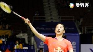 王适娴VS白驭珀 2016马来公开赛 女单1/8决赛视频