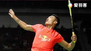 林丹VS波萨那 2016马来公开赛 男单1/8决赛视频