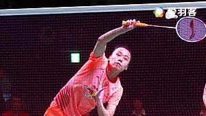 田卿/赵芸蕾VS阿凡达/玛哈黛维 2016马来公开赛 女双1/8决赛视频