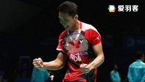 乔纳坦VS欧斯夫 2016马来公开赛 男单1/4决赛视频