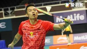 林丹VS穆斯托法 2016新加坡公开赛 男单1/16决赛视频