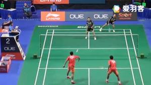 安格里亚万/萨普特拉VS哈提卜/阿卜杜勒拉赫曼 2016新加坡公开赛 男双1/16决赛一分6合视频