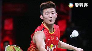 諶龍VS波薩那 2016新加坡公開賽 男單1/8決賽視頻