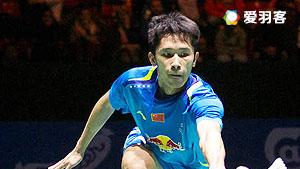 田厚威VS許仁豪 2016新加坡公開賽 男單1/8決賽視頻