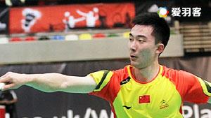 黄宇翔VS林家翾 2016中国大师赛 男单资格赛视频