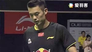 林丹VS杨建财 2016中国大师赛 男单资格赛视频