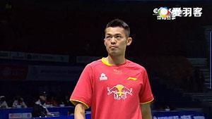 林丹VS穆斯托法 2016亚锦赛  男单小组赛视频