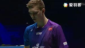 安赛龙VS约根森 2016欧锦赛 男单决赛视频