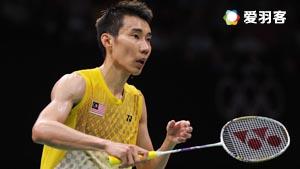 李宗伟VS周天成 2016汤姆斯杯 男单1/4决赛视频