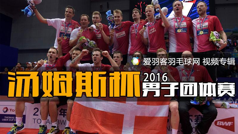 2016年汤姆斯杯羽毛球赛