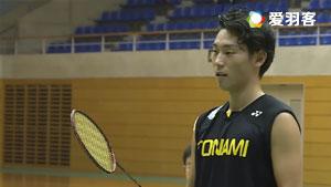 小野寺裕介VS山口容正 2016日本国内排名赛 男单半决赛视频