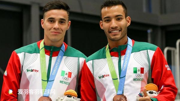 右利诺,两人获2015泛美运动会铜牌-为了参加奥运,他竟然卖巧克