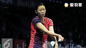 李雪芮VS鲁塞莉 2016印尼公开赛 女单1/16决赛视频