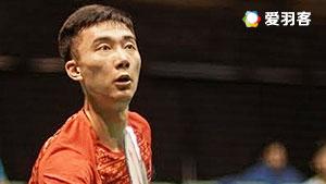 黄宇翔VS安赛龙 2016印尼公开赛 男单1/16决赛视频