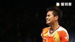 索伦森/杰克斯菲德VS艾哈迈德/纳西尔 2016印尼公开赛 混双1/8决赛视频