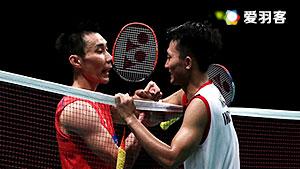 李宗伟VS穆斯托法 2016印尼公开赛 男单半决赛视频