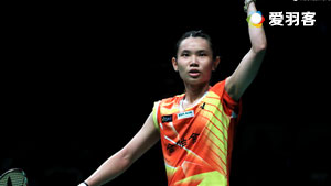 戴资颖VS奥原希望 2016印尼公开赛 女单1/4决赛视频