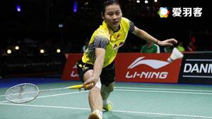 王仪涵VS吉尔莫 2016澳洲公开赛 女单1/16决赛视频