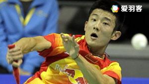 谌龙VS唐怀东 2016澳洲公开赛 男单1/16决赛视频