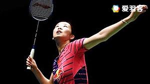 李雪芮VS武氏庄 2016澳洲公开赛 女单1/8决赛视频