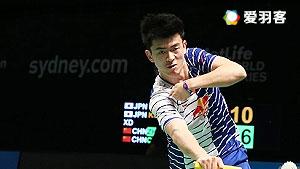 费尔纳迪/苏卡穆约VS刘成/郑思维 2016澳洲公开赛 男双半决赛视频