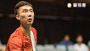 黄宇翔VS张维峰 2016台北公开赛 男单1/16决赛视频