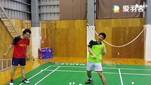 双打专项技术丨抽球连贯性练习