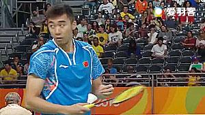 洪炜/黄凯祥VS王天阳/周博维 2016全国团体锦标赛 男双小组赛视频