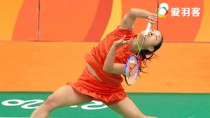 奥原希望VS山口茜 2016奥运会 女单1/4决赛明仕亚洲官网