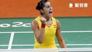 马琳VS成池铉 2016奥运会 女单1/4决赛视频