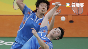 申升瓚/鄭景銀VS于洋/唐淵渟 2016奧運會 女單季軍賽視頻