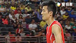 諶龍VS安賽龍 2016奧運會 男單半決賽視頻