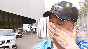 李永波采访流泪:很多人不太理解谌龙