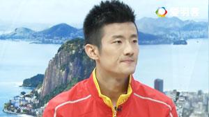 谌龙:林丹耗尽李宗伟体能,我有信心赢他
