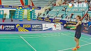 斯托伊娃VS迪莫娃 2016欧洲俱乐部团体赛 女单半决赛视频