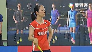 川上纱惠奈VS李文珊 2016美国公开赛 女单半决赛视频