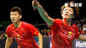 李俊慧/刘雨辰VS刘成/郑思维 2016日本公开赛 男双1/16决赛视频