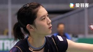 大堀彩VS峰步美 2016日本公开赛 女单1/4决赛视频