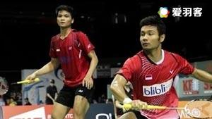 安格里亚万/萨普特拉VS林钦华/王建国 2016泰国公开赛 男双半决赛视频