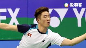 邓俊文/谢影雪VS苏帕克/普缇塔 2016泰国公开赛 混双半决赛视频