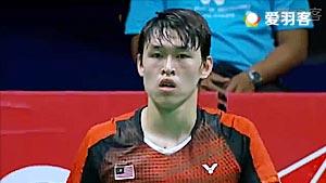 陈健铭/赖沛君VS邓俊文/谢影雪 2016泰国公开赛 混双决赛视频