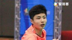 石宇奇VS闫润泽 2016全国团体锦标赛 男团小组赛视频