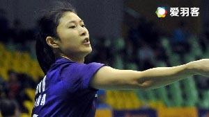 韩悦VS索敌 2016全国团体锦标赛 女团小组赛视频