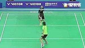 黄琼慧VS陈娇 2016全国团体锦标赛 女团小组赛视频