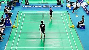 忻安奇VS陈操 2016全国团体锦标赛 男团小组赛视频