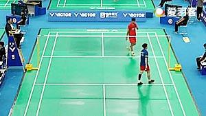 郭新娃VS刘海超 2016全国团体锦标赛 男团小组赛视频