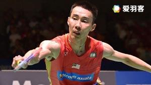 李宗伟VS普拉诺 2016丹麦公开赛 男单1/8决赛视频