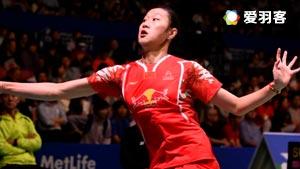 孙瑜VS波尔森 2016丹麦公开赛 女单1/8决赛视频