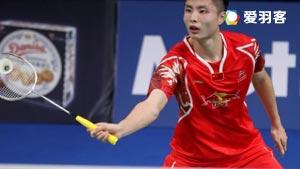 石宇奇VS约根森 2016丹麦公开赛 男单1/16决赛视频